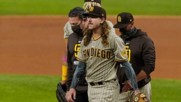 Padres Mike Clevinger
