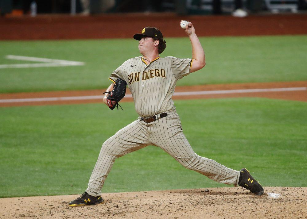 Padres Ryan Weathers