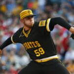 Padres trade five players for Pirates' Joe Musgrove
