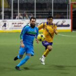 Sockers fall back to .500 with loss to St. Louis Ambush