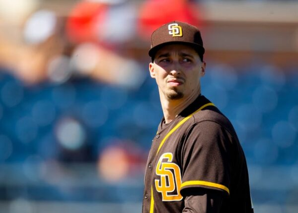 Padres Blake Snell