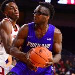 SDSU basketball adds Portland graduate transfer Tahirou Diabate