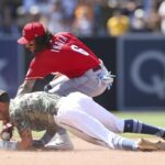 Padres earn first four-game sweep in 10 seasons, defeat Reds 3-2