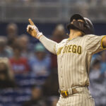 Umpiring takes over; Padres lose 3-2 to Marlins