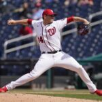 Padres acquire Nationals' RHP Daniel Hudson