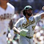 Padres falter in 10-4 loss to Oakland