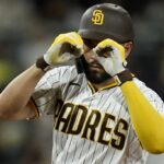 All eyes will be on Padres' Eric Hosmer as season concludes