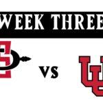 San Diego State Aztecs vs Utah Utes - Week 3/Game Preview