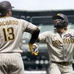 Tatis homers, Crismatt shines in bullpen day, Padres beat Giants 7-4