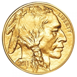 1 oz American Buffalo Gold