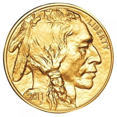 1 oz American Buffalo Gold