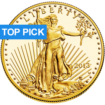 1 oz American Gold Eagle