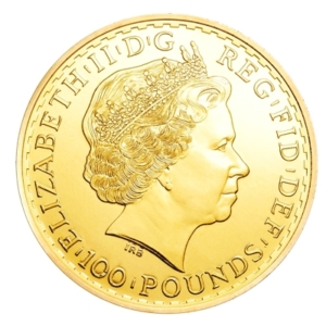1 oz Britannia Gold Coin