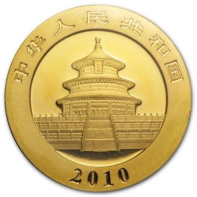 1 oz Gold Panda Coins
