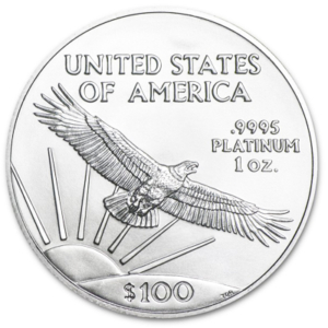 1 oz Platinum Eagle