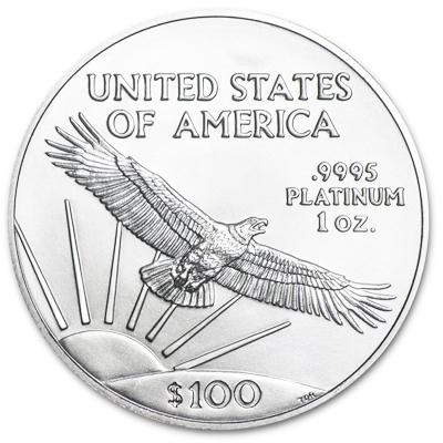 1 oz Platinum Eagle