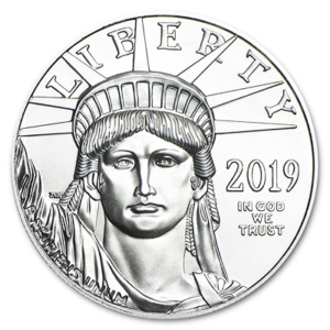 1 oz Platinum American Eagle