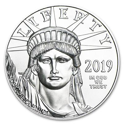 1 oz Platinum American Eagle