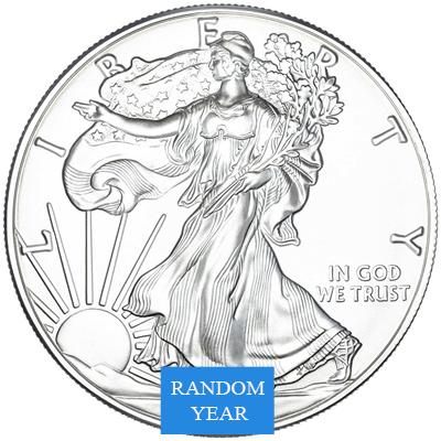 1 oz Silver American Eagle