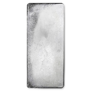 100 oz Royal Canadian Mint Silver Bars