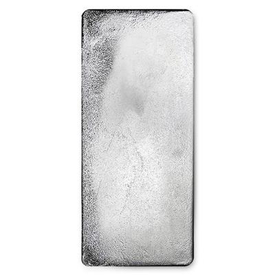 100 oz Royal Canadian Mint Silver Bars