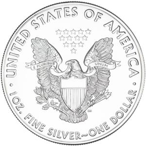 2020 1 oz Silver Eagle Coins