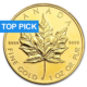 Canada 1 oz Gold Maple Leaf