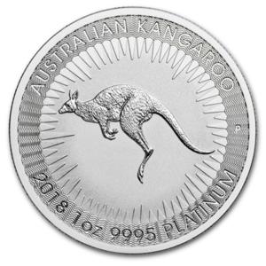 Australia 1 oz Platinum Koala BU