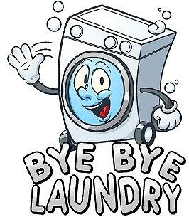 Bye Bye Laundry