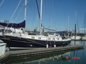 "SOLD Spring 2017 1995 Gozzard 36D Hull# 72 ""Lagniappe"""