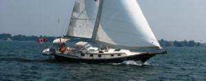 """Sold Summer 2015 - 1998 Gozzard 36E Hull #81 """"Innisfree"""""""