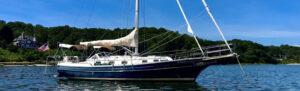"""1999 Gozzard 37A Hull #1 """"El Dorado"""""""