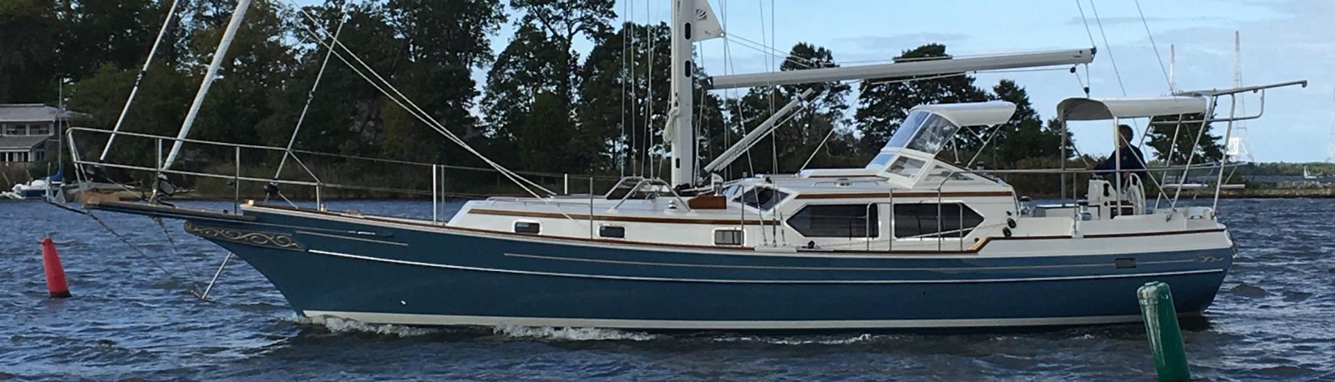 Gozzard Yachts