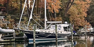 "SOLD FALL 2018 - 2006 Gozzard 41B Hull #7 ""Eleanor Q"""