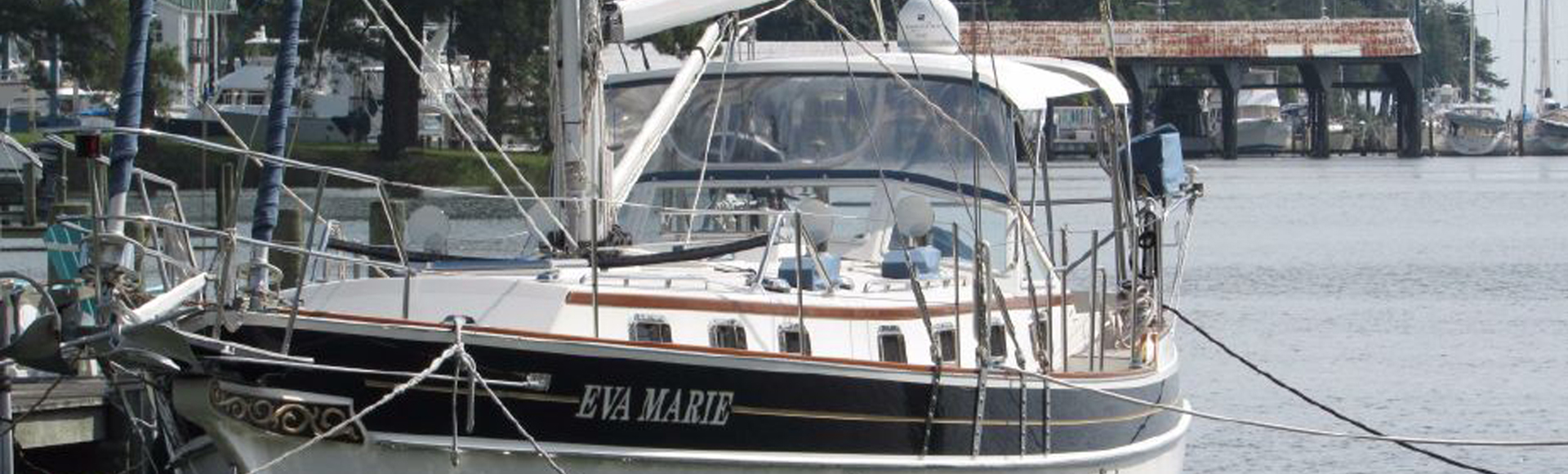 "SOLD FALL 2018 – 2007 Gozzard 44B Mk 2 Hull #23 ""Eva Marie"""