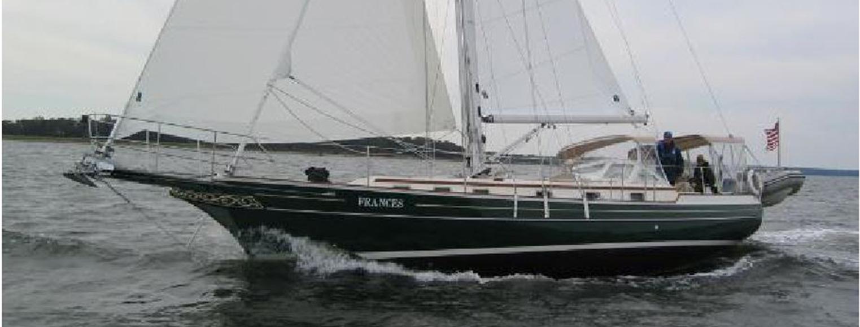 "SOLD Spring 2017 – 2003 Gozzard 41 Hull #4 ""Francis"""