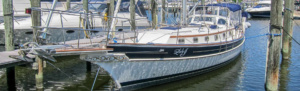 "SOLD FALL 2018 - 2004 Gozzard 41B Hull #5 ""Lady J"""