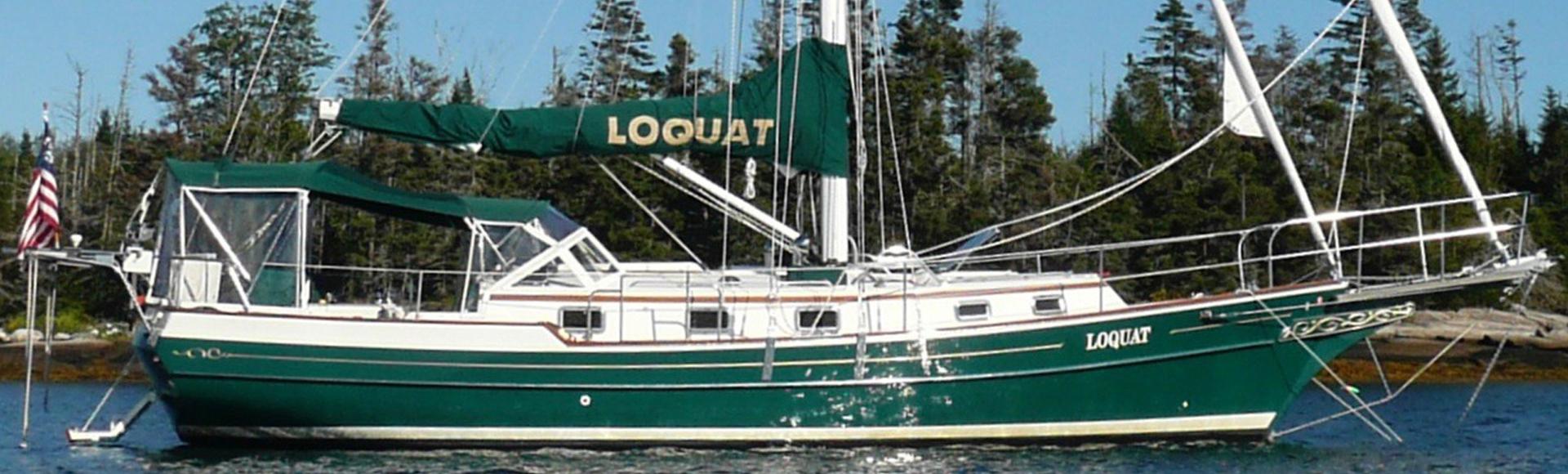 """2004 Gozzard 37B Hull #15 """"Loquat"""""""