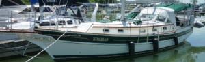 """2001 Gozzard 37A Hull #10 """"Riparian"""""""