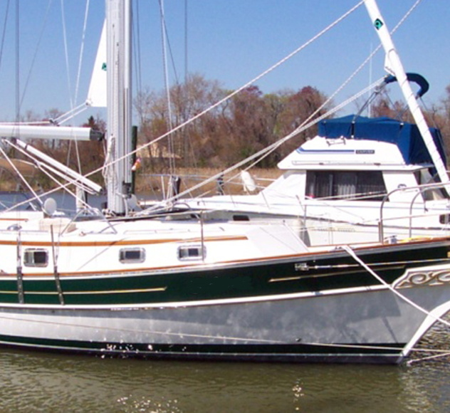 "SOLD Spring 2015 – 2005 Gozzard 37B Hull #16 ""Dream On"""