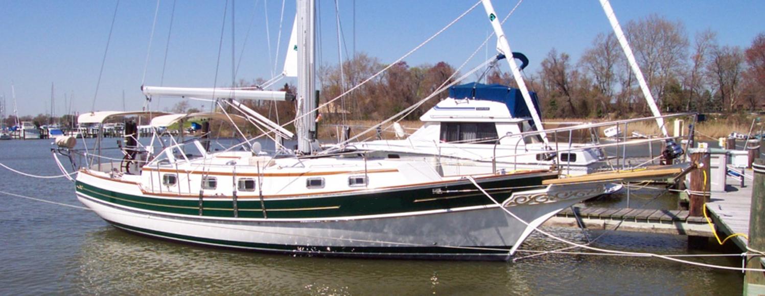 "SOLD Spring 2015 – 2005 Gozzard 37B Hull #16 ""Dream On"""