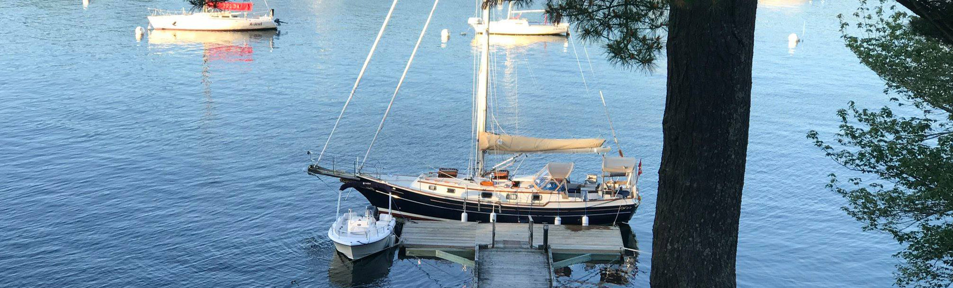 """SOLD Spring 2012 – 2000 G37D Hull #6 """"Coronation"""""""