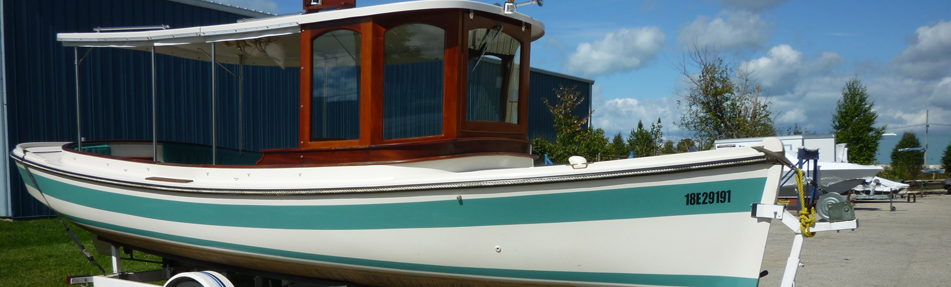 "SOLD SUMMER 2019 – 1991 Classic 24 Loon Hull #26 ""Island Princess"""