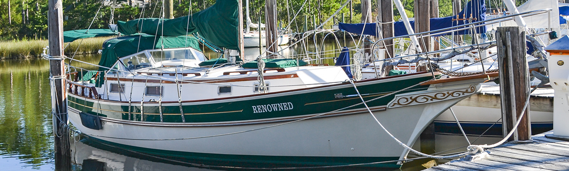 "1989 Gozzard 36 Hull #42 ""Renowned"""