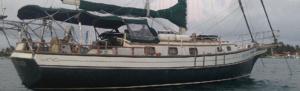 "1987 Gozzard 36 Hull #25 ""Westwind"""
