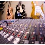 Soundboard and guitars