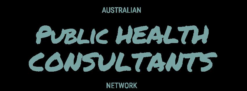 Australian Public Health Consultants Network