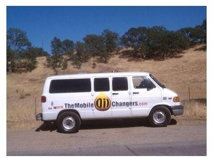 The Mobile Oil Changers