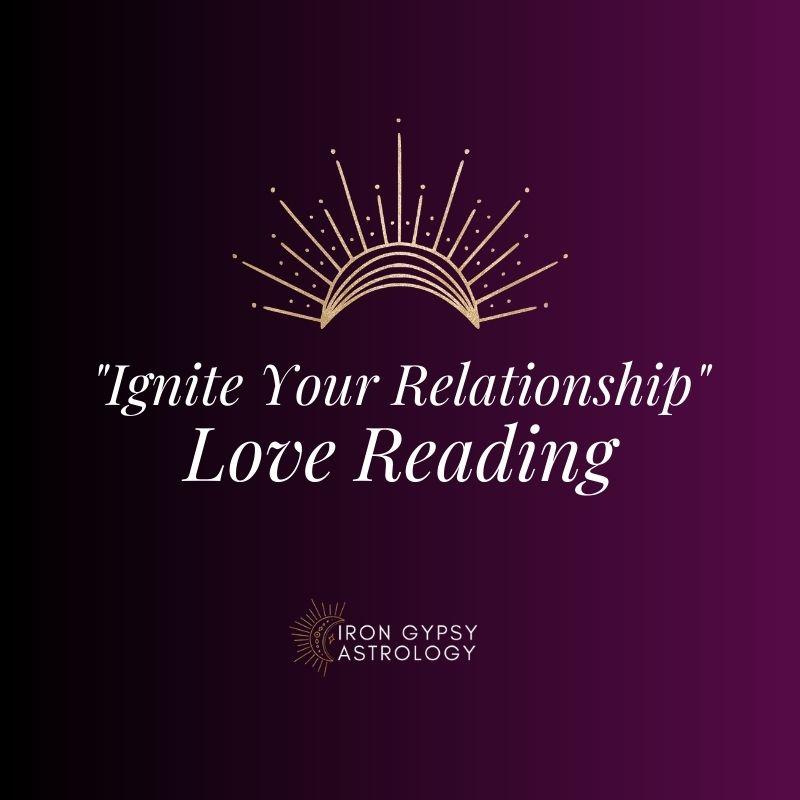 KesleyTweed.com Ignite Your Relationship Love Reading