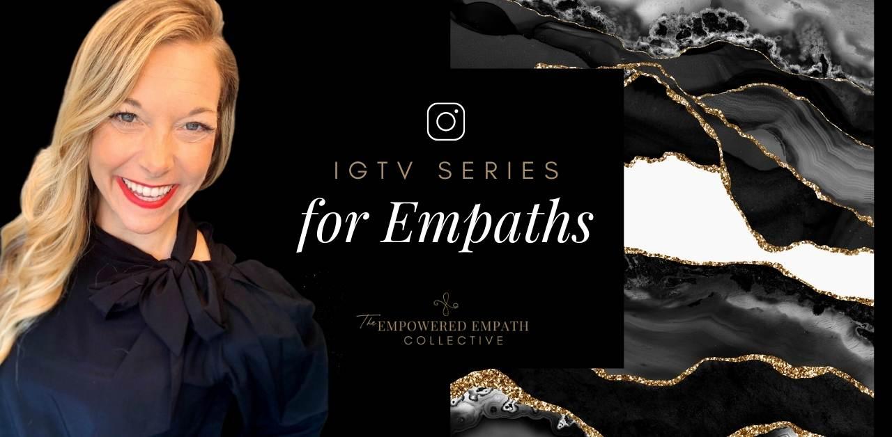 Empath IGTV Channel with Iron Gypsy